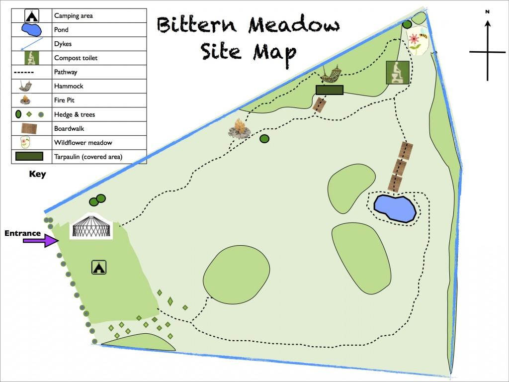 Bittern Meadow Plan 2014